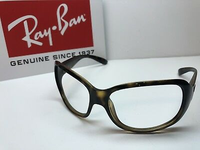 2bcec93b4f RAY BAN RB 4118 Sunglasses 710 57 Polished Tortoise Frames - EUR 28 ...