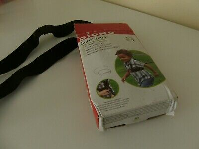 Child Harness Safety Reins Baby Toddler Kids Walk Diono Sure Steps Extra Secure