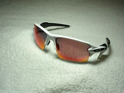 075ce3f916 New Authentic OAKLEY OO9188-03 Flak 2.0 XL Polished White Prizm Field  Sunglasses