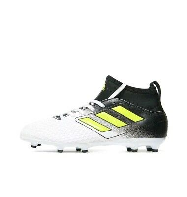 new style 0d460 4ff86 Adidas Dust Storm Ace 17.3 FG sock primemesh childrens Football boots Size  11
