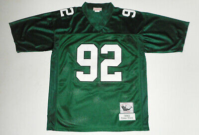 REGGIE WHITE Throwback Jersey MITCHELL   NESS 1992 Philadelphia Eagles NEW  Sz 50 1104d2ced