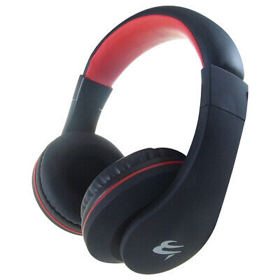 PC Headphones with inline Microphone - Stereo Computer headset