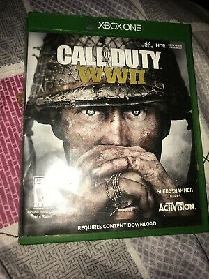 Call of Duty WW2 (Microsoft, Xbox One 2017)