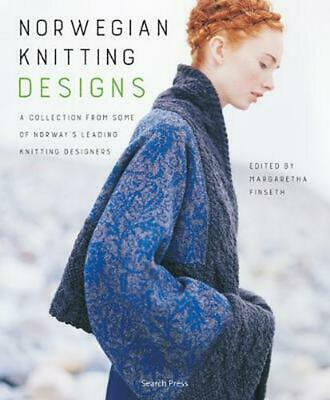 Norwegian Knitting Designs: A Collection from Some of Norway's Leading Knitting