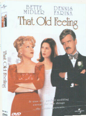 That Old Feeling DVD (2006) Bette Midler, Reiner (DIR) cert 12 Amazing Value