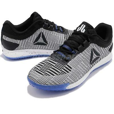 38491aaf2ea321 Nib Men s Reebok Cn2220 Jj Ii Low Running White black blue Shoe Sneakers   100