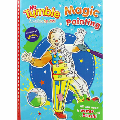 Mr Tumble Something Special - Magic Painting (Paperback), Children's Books, New