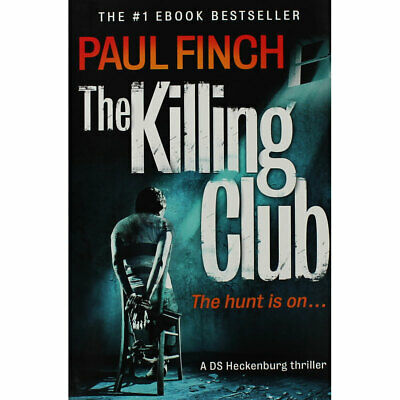 The Killing Club by Paul Finch (Paperback), Fiction Books, Brand New