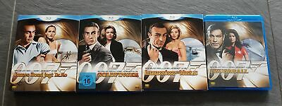 Diverse James Bond Filme Sean Connery Blu Ray Dr No