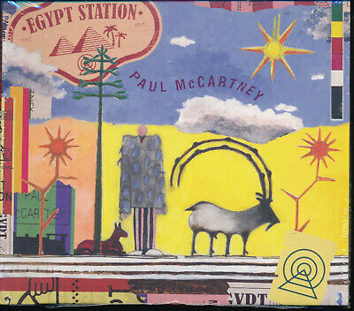 Paul McCartney Egypt Station CD NEW Come On To Me People Want Peace