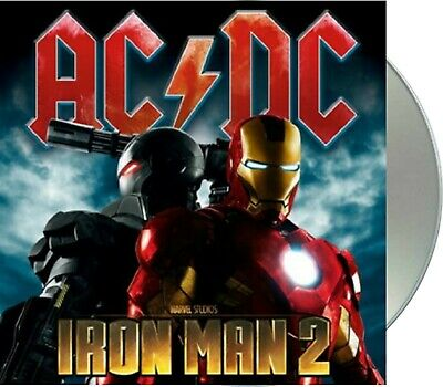 "AC/DC ""iron man 2"" CD NEU Album 2012 Soundtrack / best of / greatest Hits"
