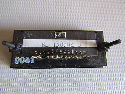 Used BL-130302-U Voltage Meter 0051 Came out of a working Antek 8060