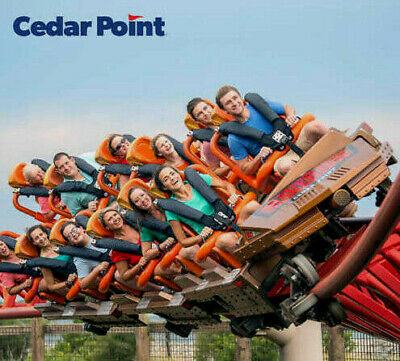 Cedar Point Tickets Savings A Promo Discount Tool Meal Parking Deal