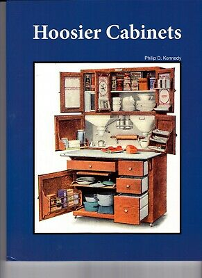 Discontinued- 200 page Antique hOOSIER CABINETS  BOOK Restoration BOOK   A0050