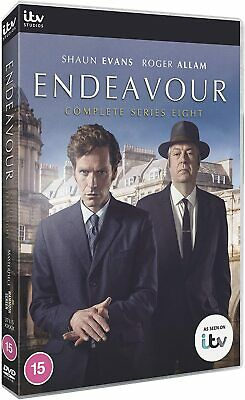 ENDEAVOUR 6 : Young Detective Const./Serg./Inspector Morse Series R2 DVD not US