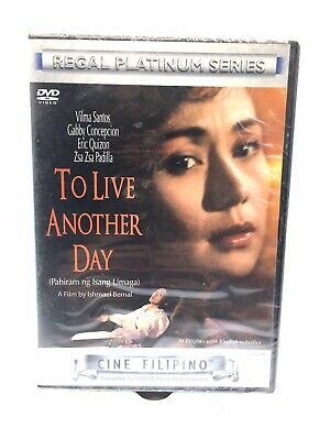 To Live Another Day Filipino DVD