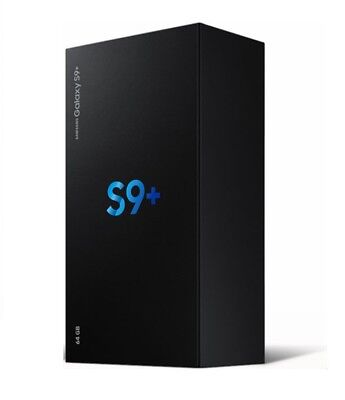 Samsung Galaxy S9 Plus G965U G965U1 64GB Factory Unlocked T-Mobile AT&T Verizon