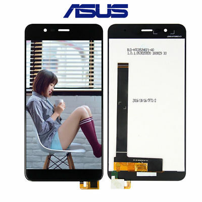 5.2'' New For Asus Zenfone 3 Max ZC520TL X008D Black LCD Touch digitizer+Tools.