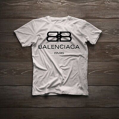 1Balenciaga T-Shirt For Men And Women