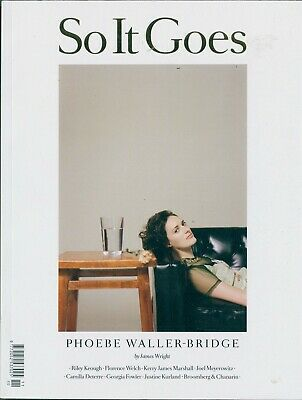 So It Goes Issue 11 - Phoebe Waller-Bridge Cover