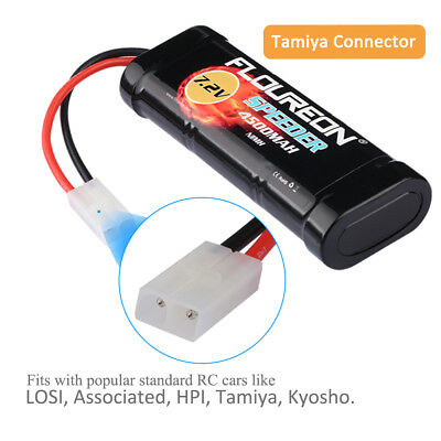 7.2V 4500mAh Ni-MH Akku Batterie Female-tamiya Plug für RC Auto Just ARRIVE