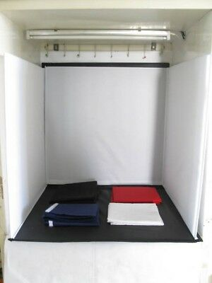 1X New Portable 3-Folding Studio Light Box