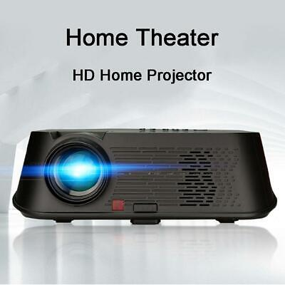 3500 Lumens 3D 1080P Full HD Mini Projector LED Multimedia Home Theater AV USB