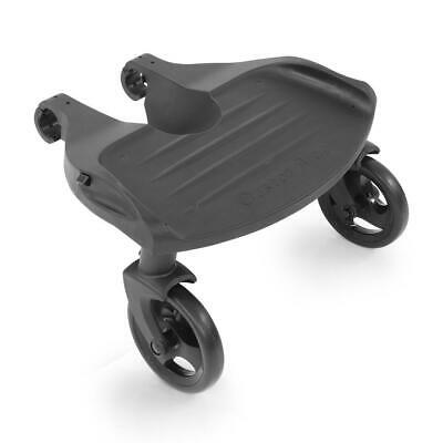 BabyStyle Oyster3 Ride On Board (Black) - Wheeled Platform For Small Child