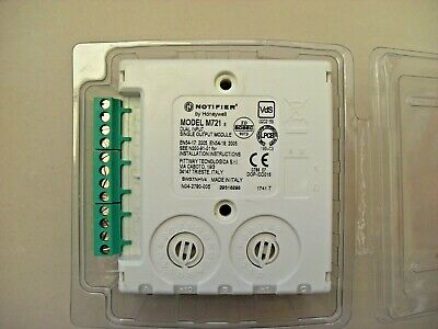 £36 Notifier M721 Dual input Single Output Module