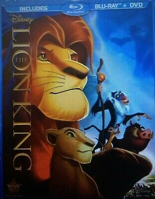 The Lion King  Blu Ray diamond edition