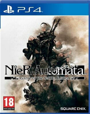 NieR:Automata Game of the YoRHa Edition (PS4)  BRAND NEW AND SEALED - IMPORT