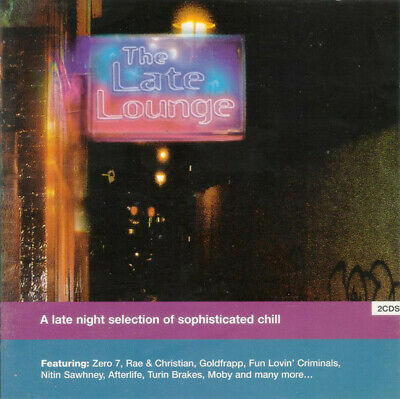 Various Artists-The Late Lounge Vol.1 CD   Very Good