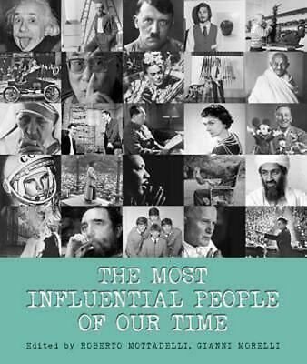 Most Influential People of Our Time, the by Carlo Bata Hardcover Book Free Shipp