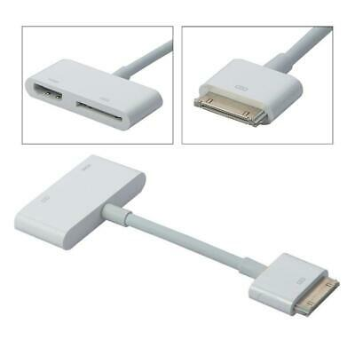 AU 30-Pin AV/HDTV Adapter Cable Connector to HDMI for iphone 4/4s ipad 2 3 4