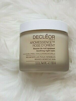 Decleor Aromessence Rose d'Orient Soothing Night Balm - Baume de Nuit 100ml New