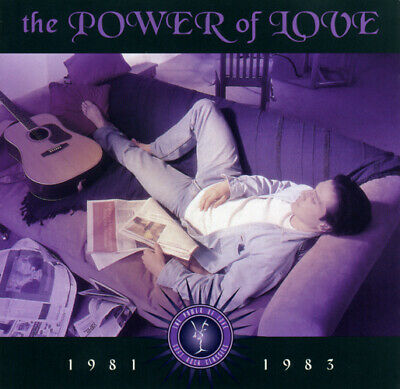 time life the power of love 1981-1983 2 x cd new sealed