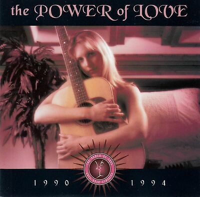 Time Life The Power Of Love 1990-1994 2 X Cd New Sealed