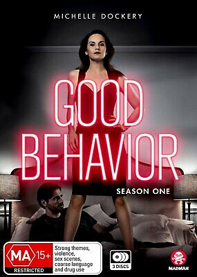GOOD BEHAVIOR 1 (2016-2017): Letty Con-Artist TV Season Series - NEW Au Rg4 DVD