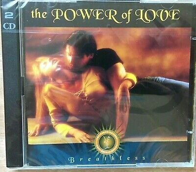 Time Life The Power Of Love Breathless 2 X Cd New Sealed Soft Rock Classics
