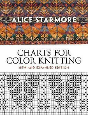 Charts for Color Knitting, Alice Starmore