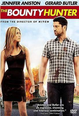 THE BOUNTY HUNTER DVD Gerard Butler Jennifer Aniston * DISC ONLY