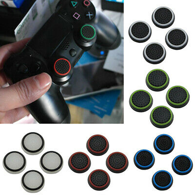 4/8x Analog Controller Thumb Stick Grip Thumbstick Kappenabdeckung/PS3/4 XBOX/yl