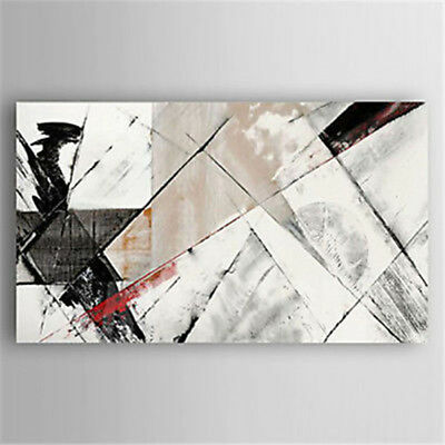 Abstract Large Hand-Painted Oil Painting Modern Home Decor Canvas Art Wall