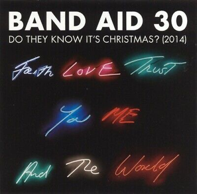 [Music CD] Band Aid 30 - Do They Know It's Christmas? (2014)