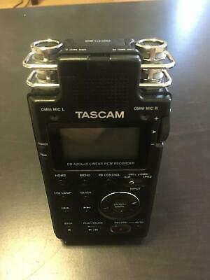 Tascam DR100 mkII recorder