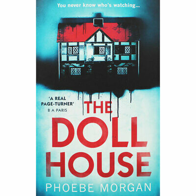 The Doll House by Phoebe Morgan (Paperback), Fiction Books, Brand New