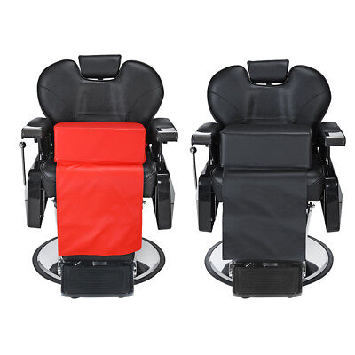Child kid Seat Booster Cushion Salon Barber Chair Haircut Hairdressing RED BLACK