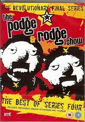 The Podge & Rodge Show - Best Of Series 4 DVD -  CD K6VG The Fast Free Shipping