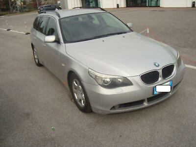 BMW 525 Serie 5 (E60/E61) cat Touring GPL Gancio Traino
