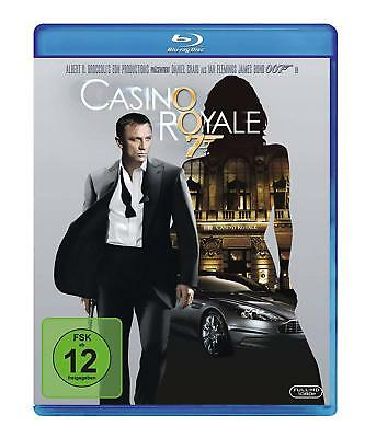 James Bond - Casino Royale | Daniel Craig, Eva Green | Blu-ray NEU OVP